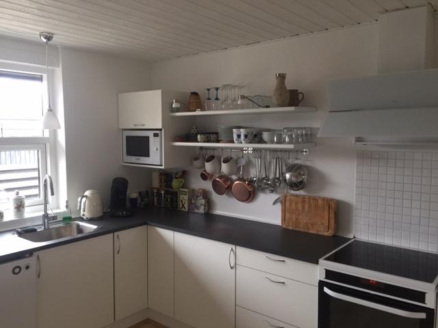 Køkkenalrum lavet i Højene Hjørring